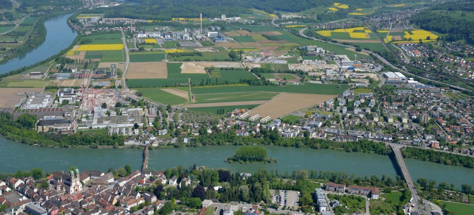 Das Sisslerfeld im Fricktal. Bild: Kanton Aargau